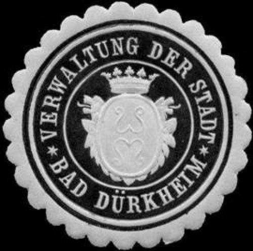 Verwaltung der Stadt Bad Dürkheim