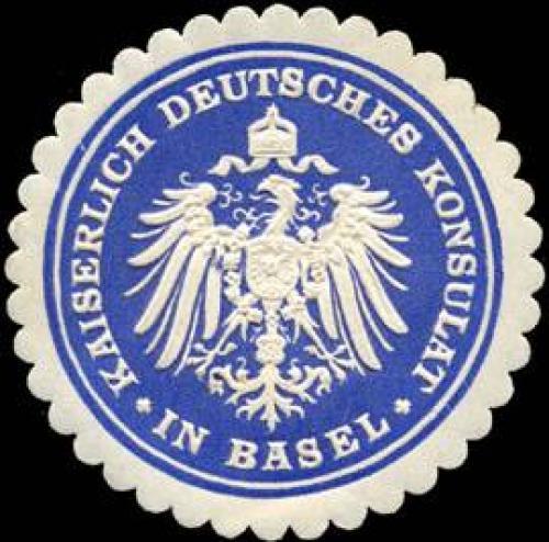 K. Deutsches Konsulat in Basel/Schweiz