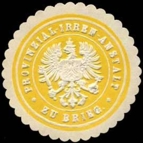 Provinzial-Irren-Anstalt zu Brieg