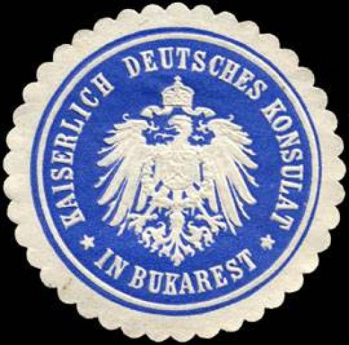 Kaiserlich Deutsches Konsulat in Bukarest