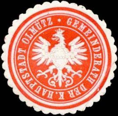 Gemeinderath der k. Hauptstadt Olmütz
