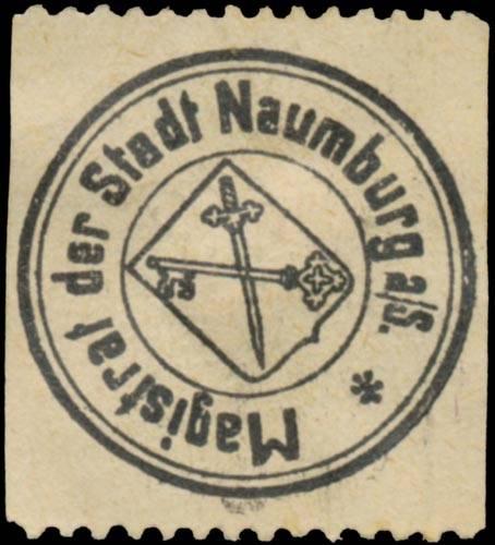 Magistrat der Stadt Naumburg/Saale