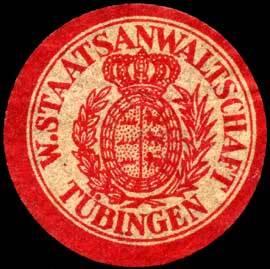 Württembergische Staatsanwaltschaft Tübingen