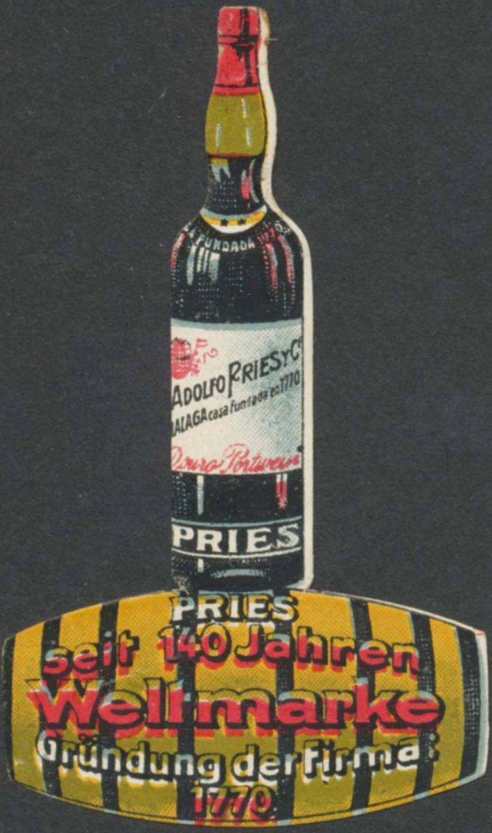 Malaga Wein
