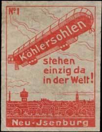 Köhlersohlen-Zeppelin