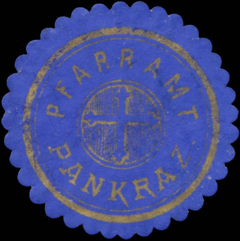 Pfarramt Pankraz