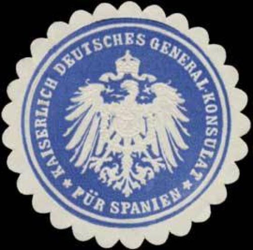 K. Deutsches General-Konsulat für Spanien