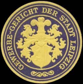 Gewerbegericht der Stadt Leipzig
