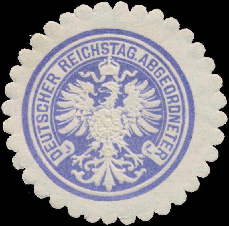 Deutscher Reichstagsabgeordneter
