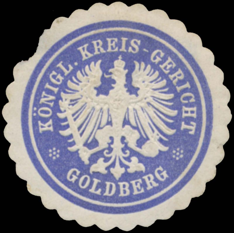 K. Kreisgericht Goldberg