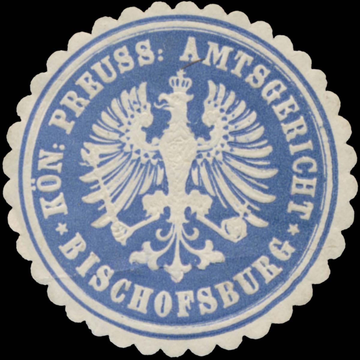 K.Pr. Amtsgericht Bischofsburg