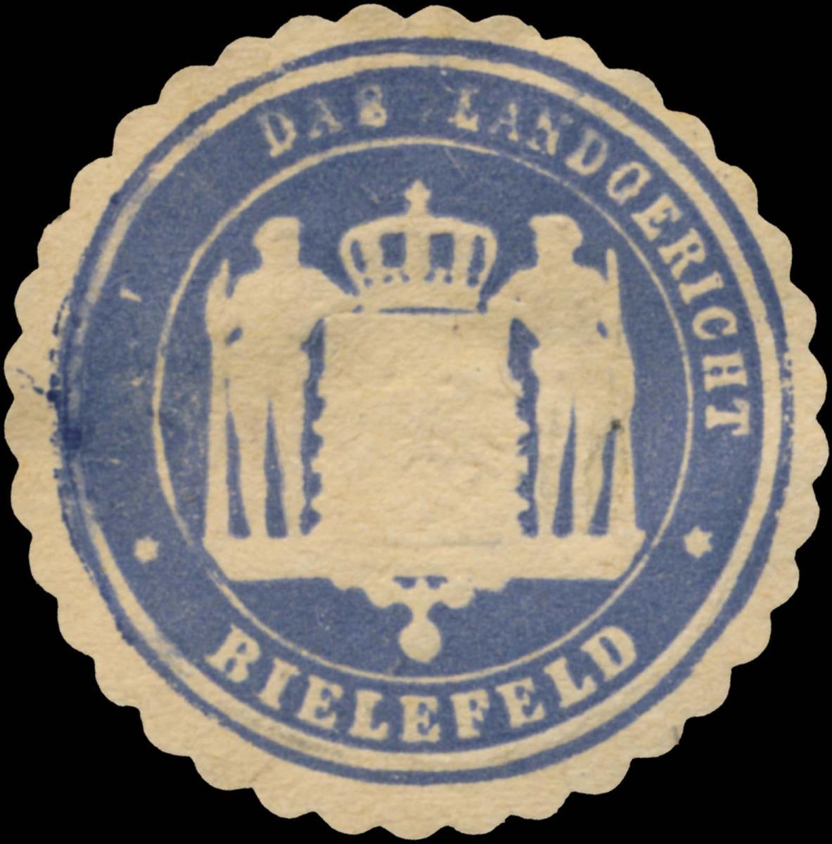 Das Landgericht Bielefeld