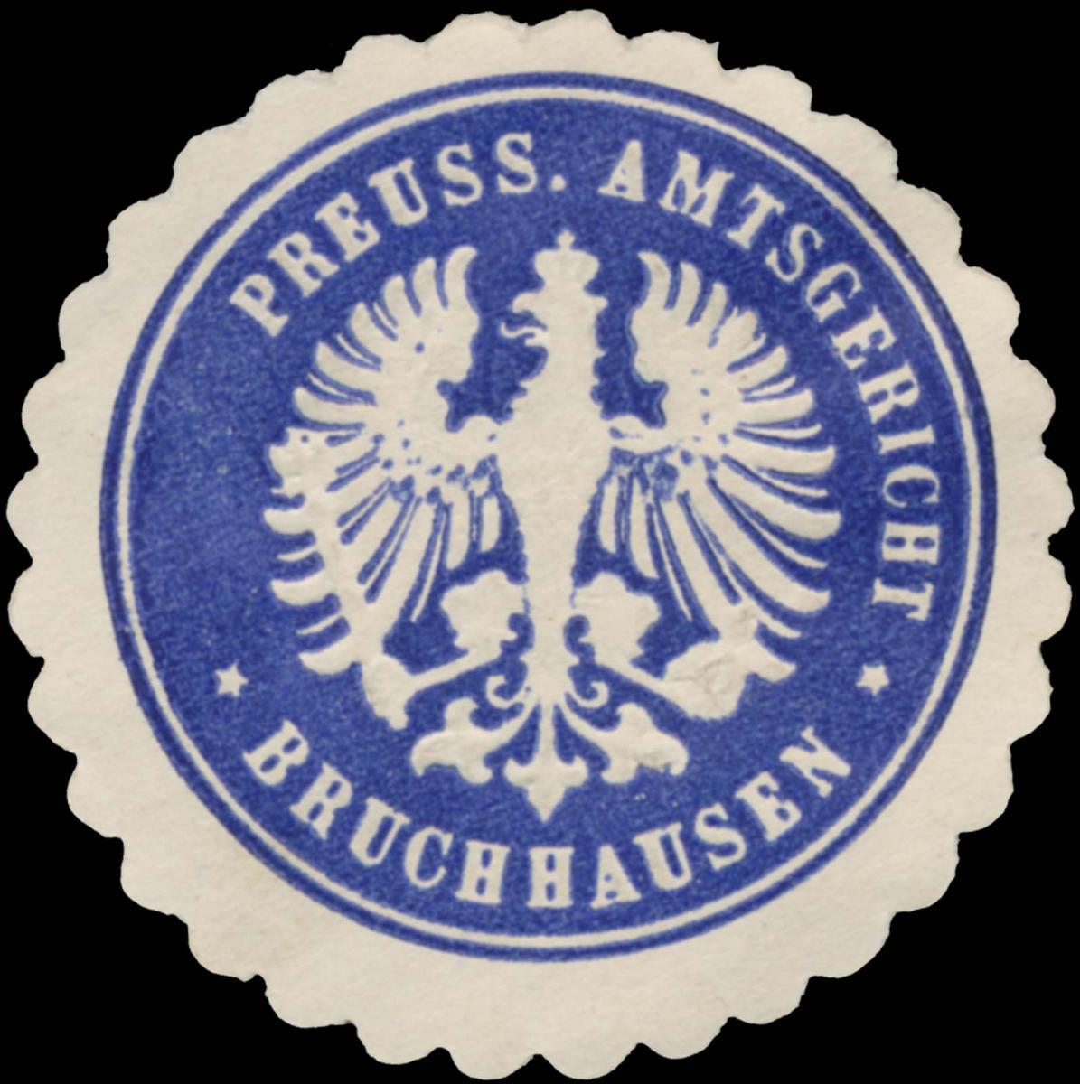 Pr. Amtsgericht Bruchhausen