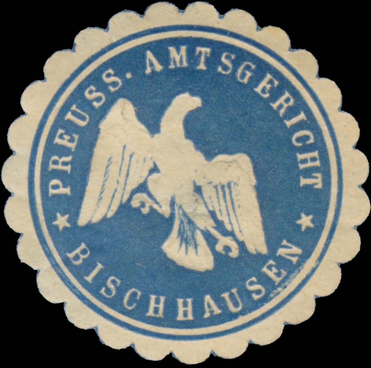 Pr. Amtsgericht Bischhausen