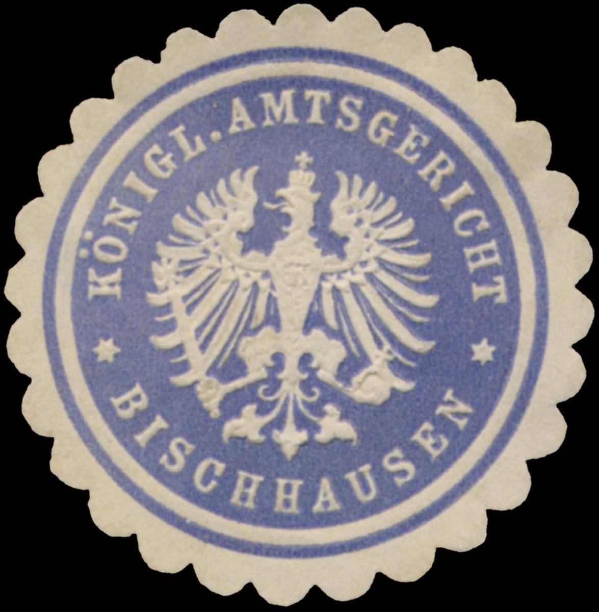 K. Amtsgericht Bischhausen