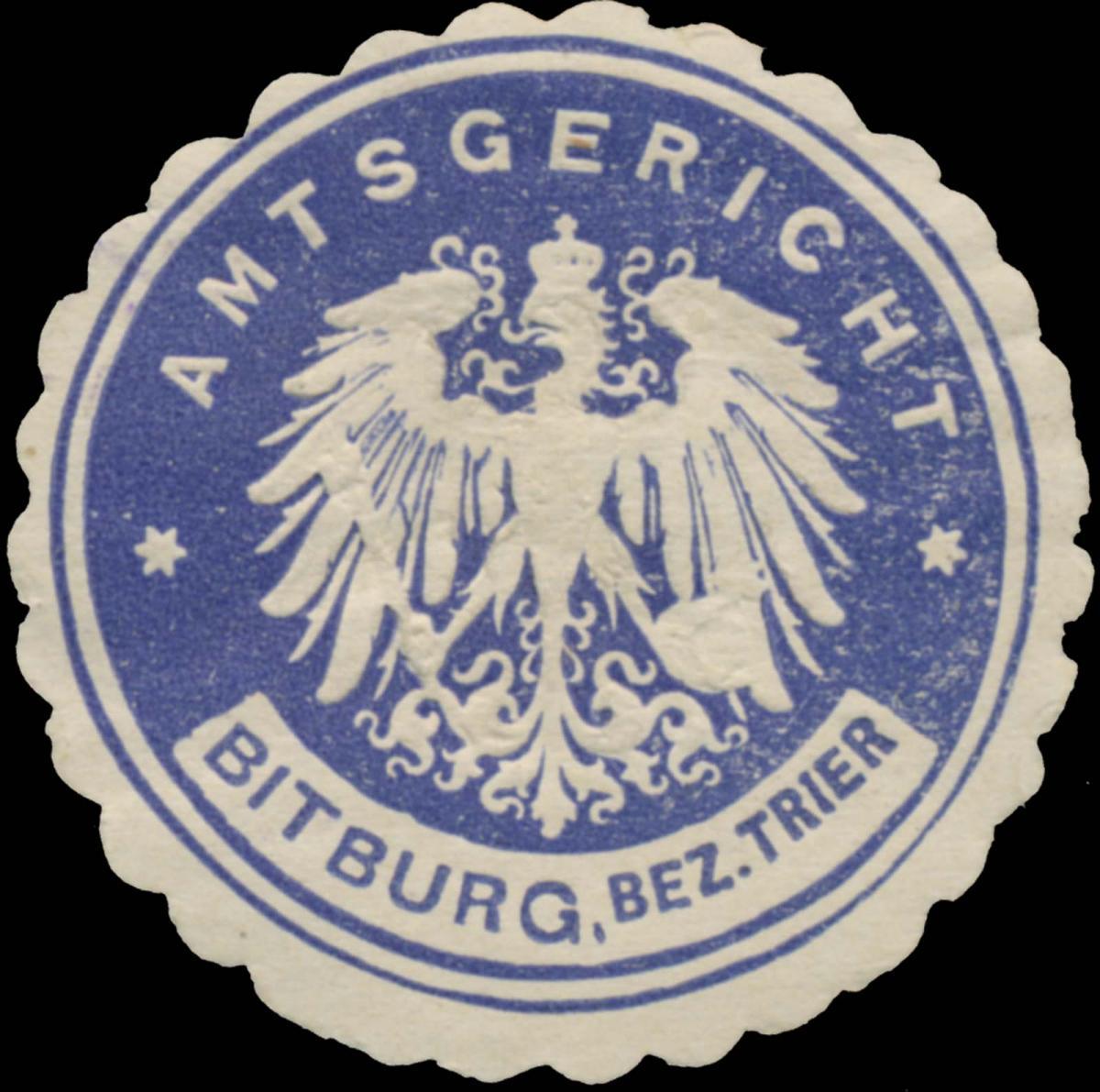 Amtsgericht Bitburg Bezirk Trier