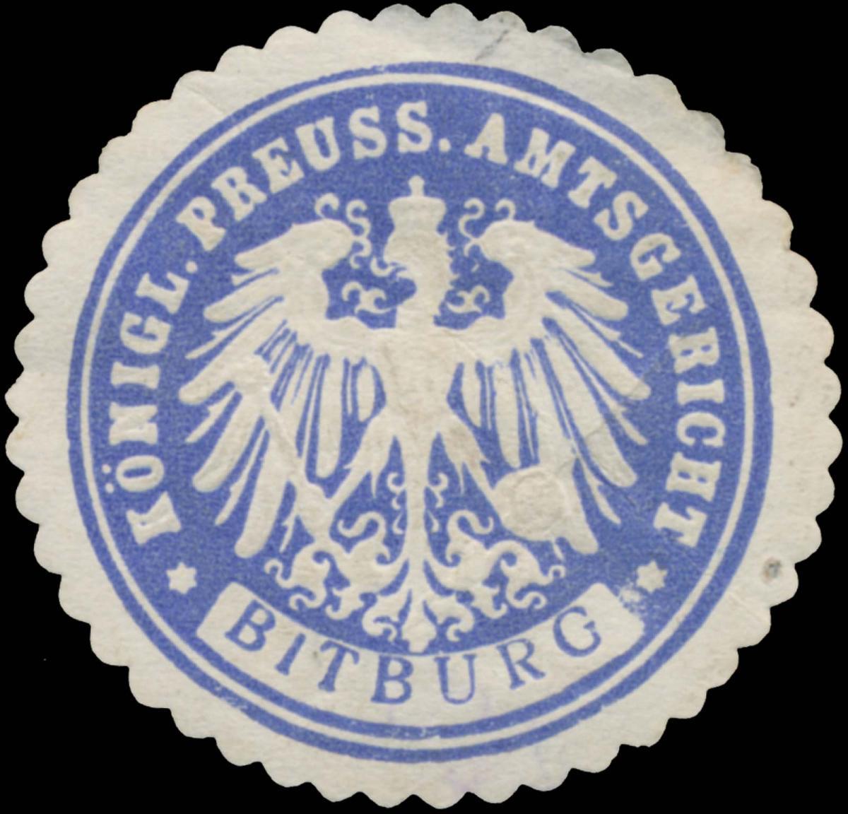 K.Pr. Amtsgericht Bitburg