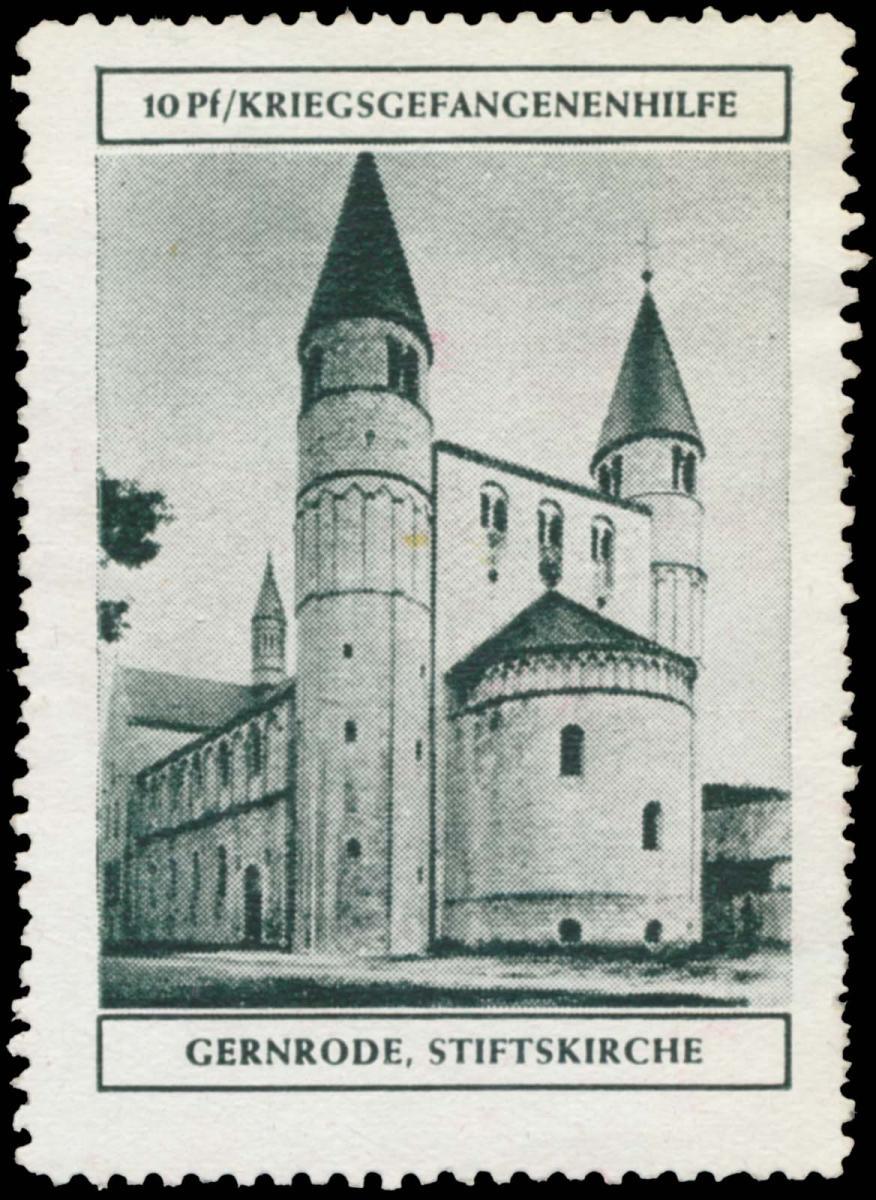 Stiftskirche in Gernrode
