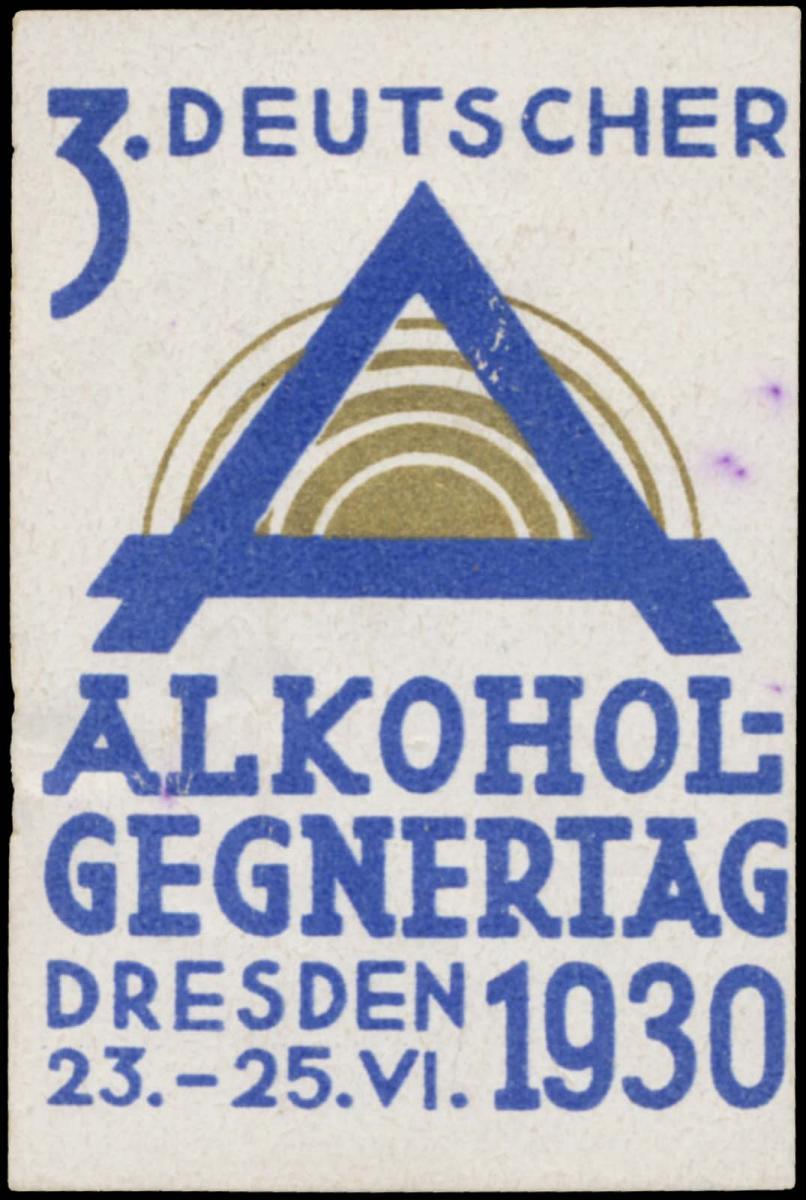 3. Deutscher Alkoholgegnertag