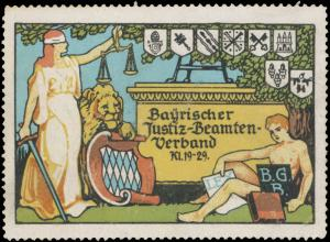 Bayrischer Justiz-Beamten-Verband