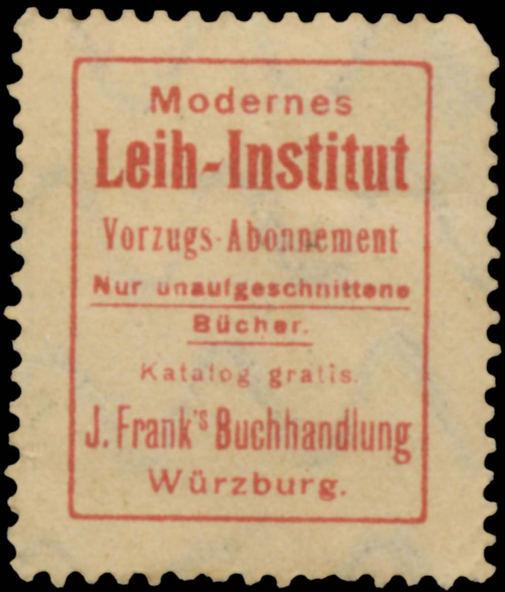 Modernes Leih-Institut