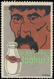 Dr. Axelrods Joghurt