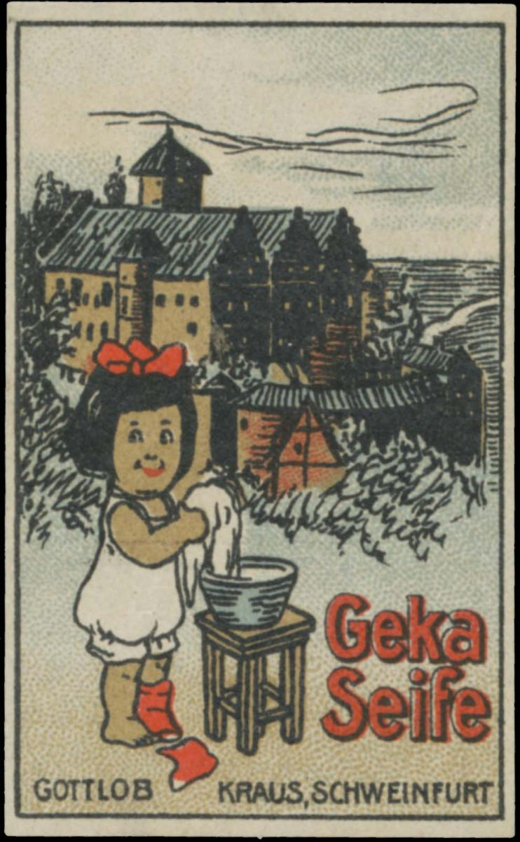 Geka Seife