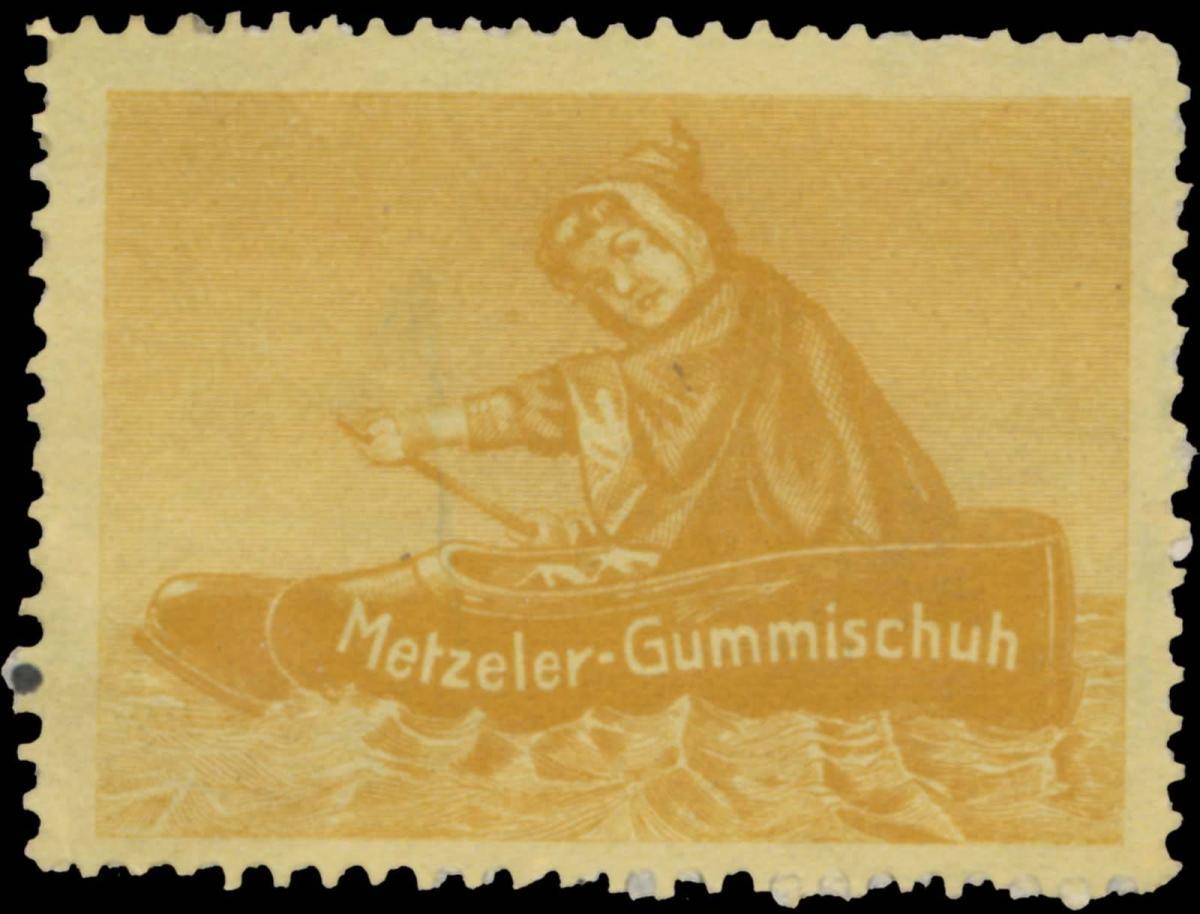 Metzeler Gummischuh