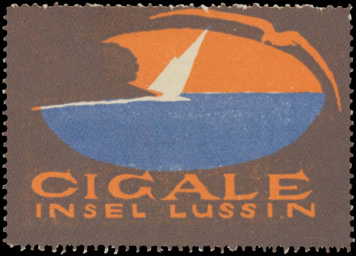 Cigale Insel Lussin