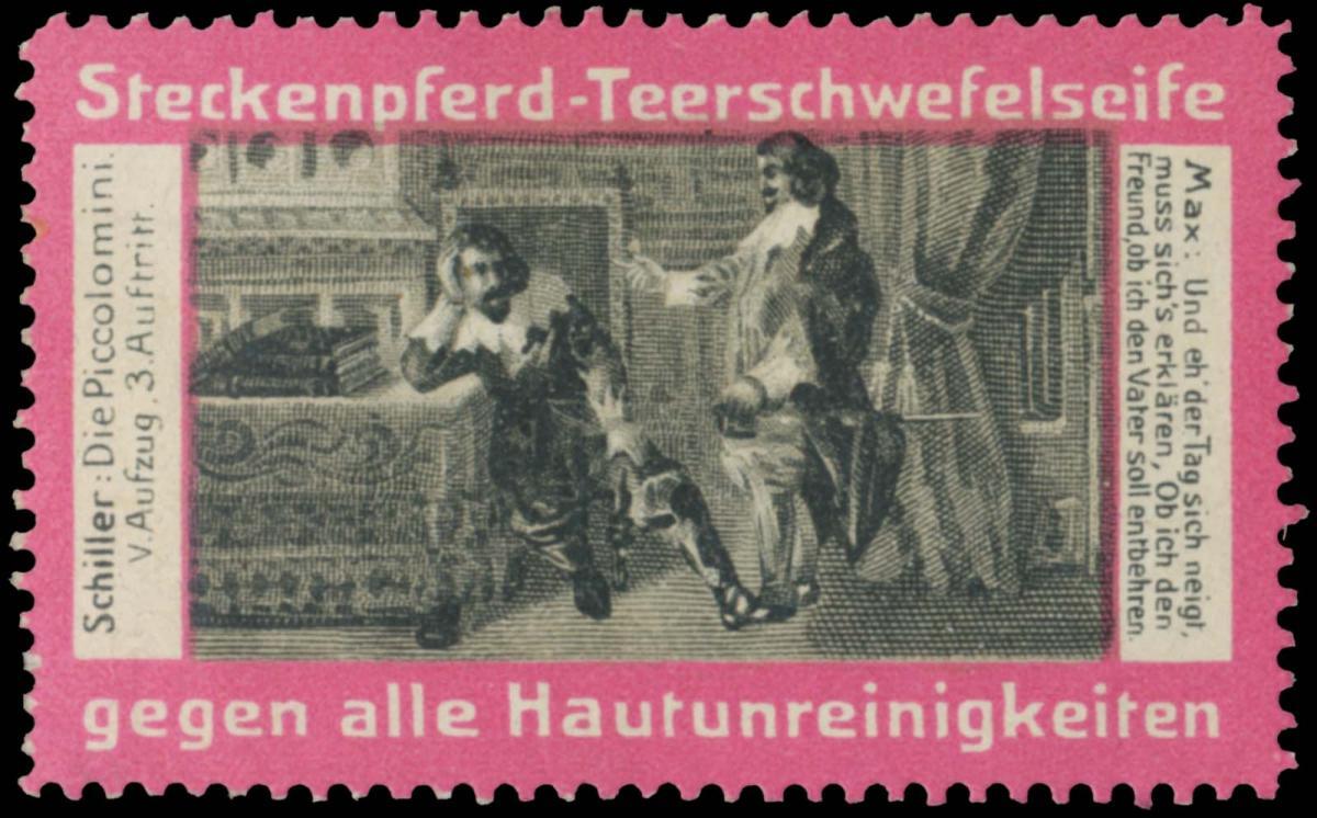 Friedrich Schiller: Die Piccolomini