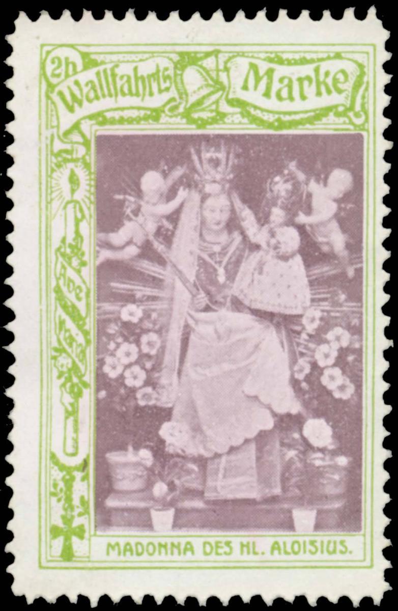 Madonna des Hl. Aloisius