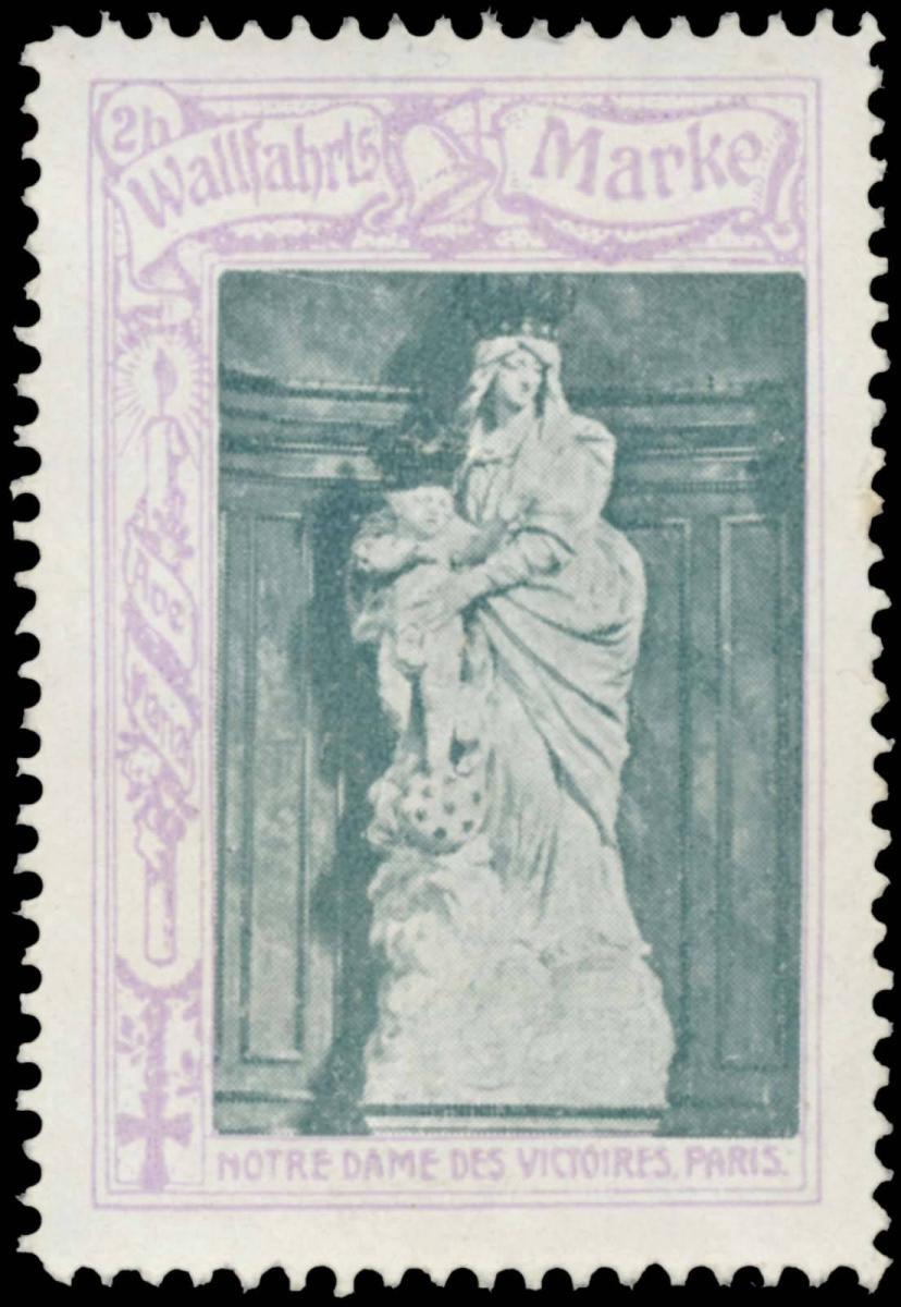 Notre Dame des Victoires, Paris