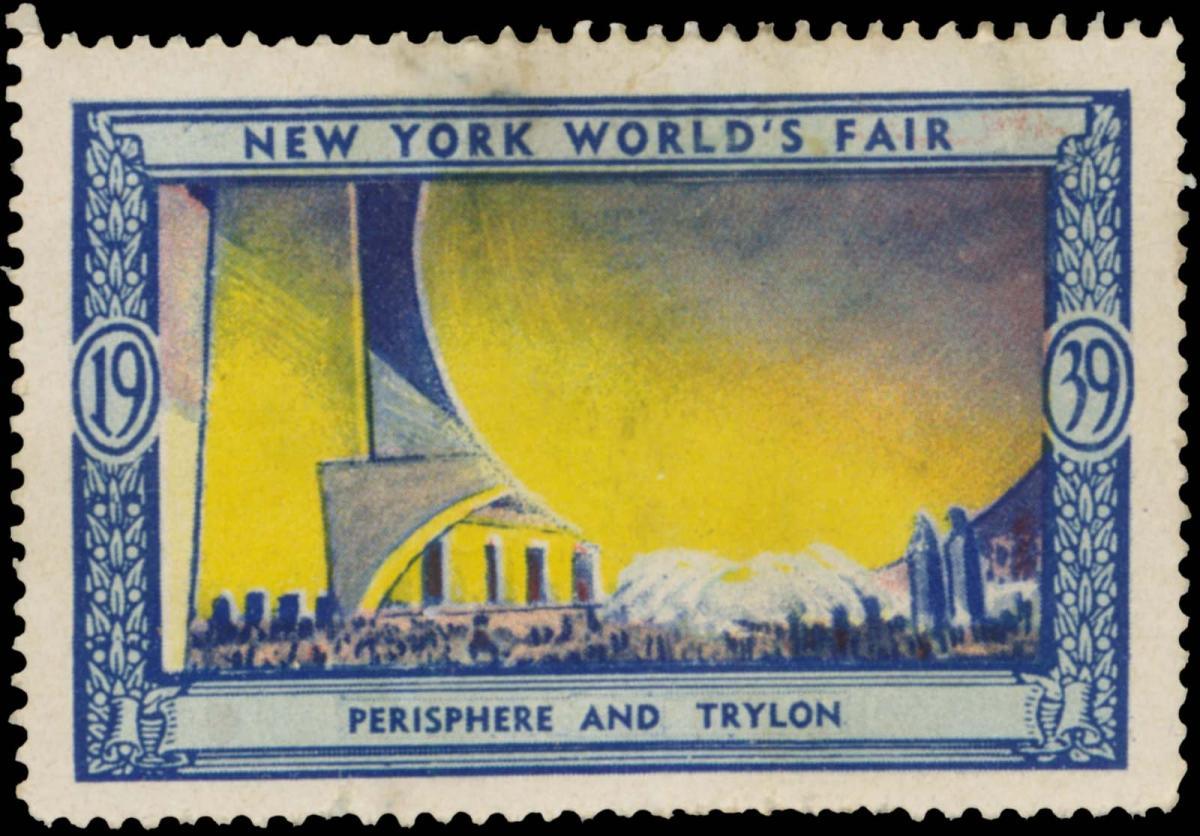 Perisphere and Trylon