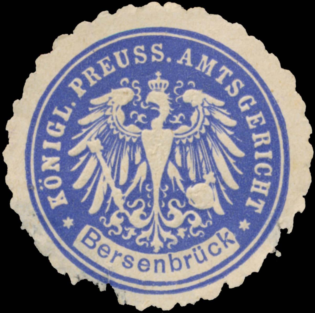 K.Pr. Amtsgericht Bersenbrück