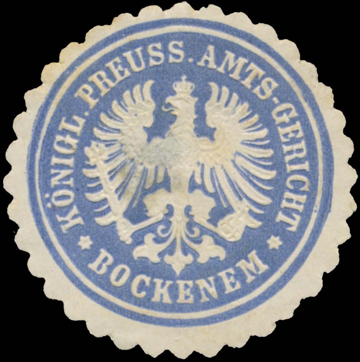 K.Pr. Amtsgericht Bockenem