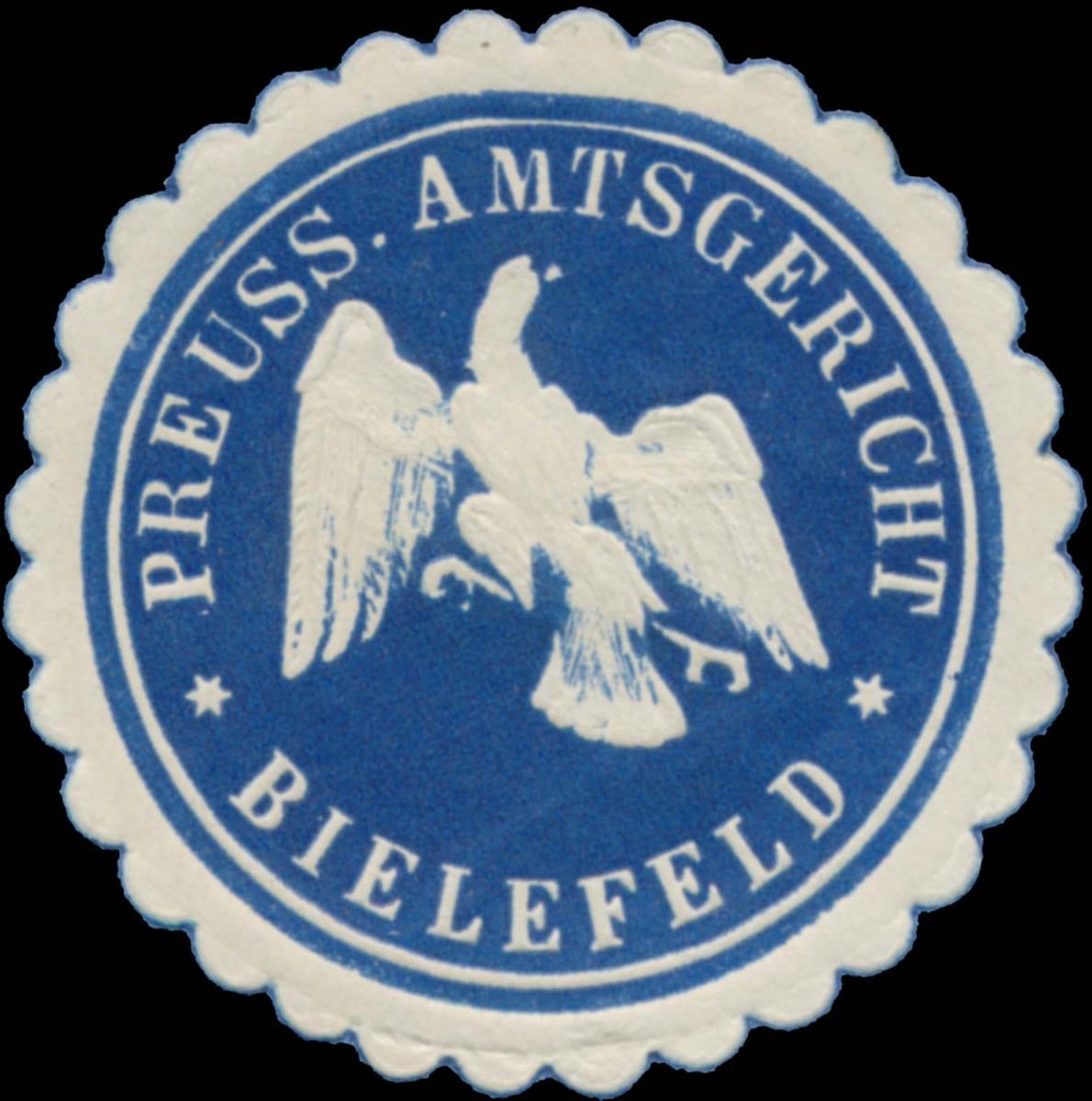 Pr. Amtsgericht Bielefeld