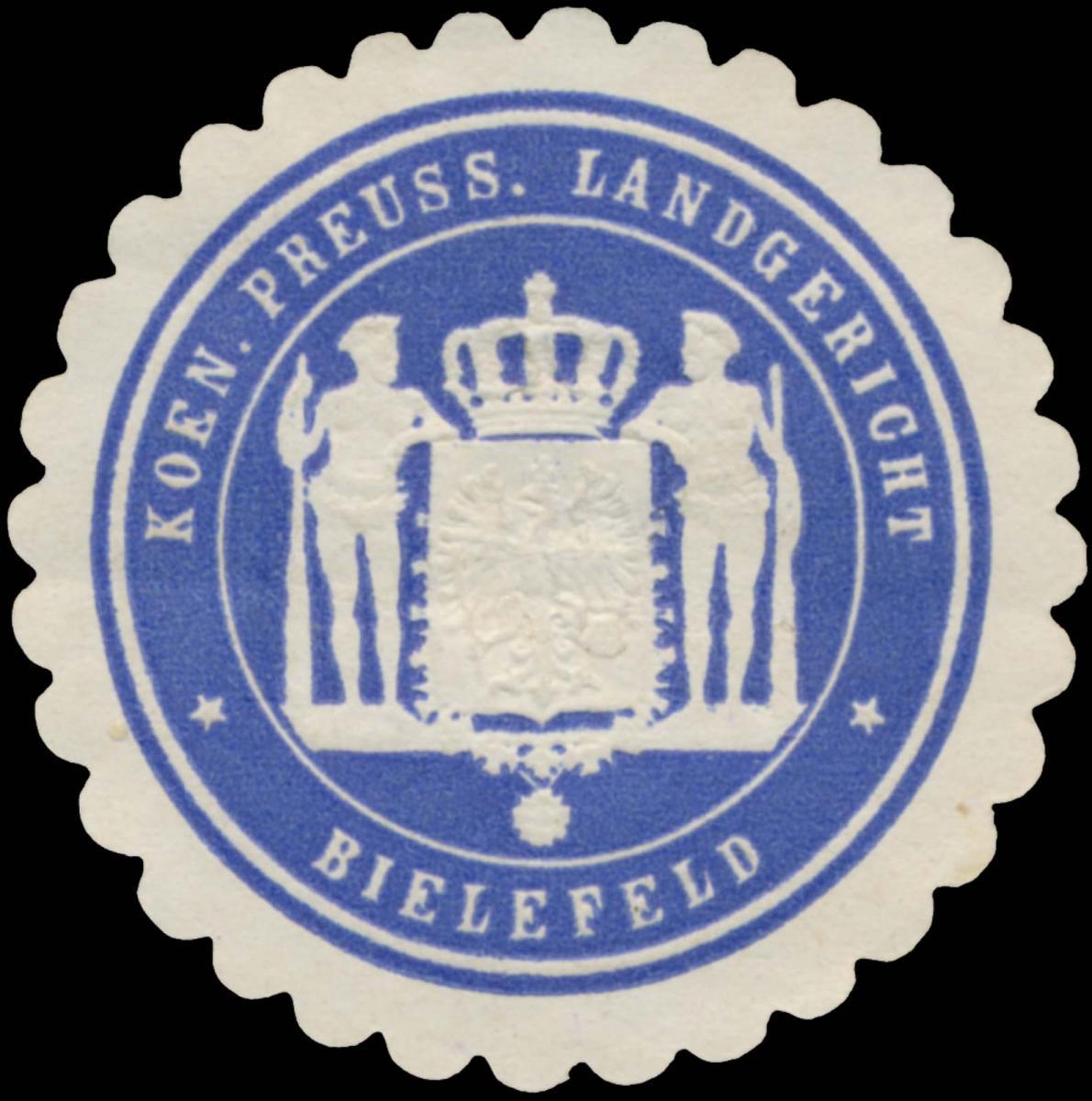 K.Pr. Landgericht Bielefeld
