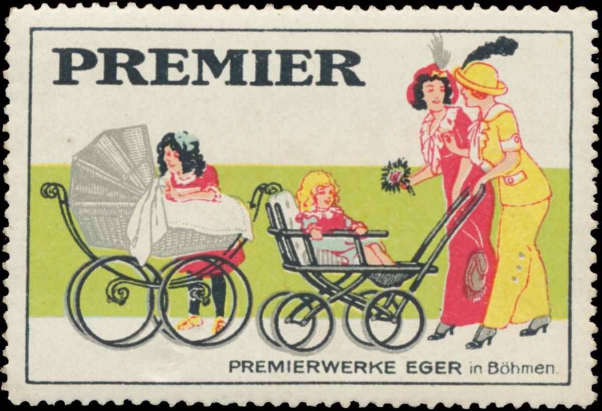 Premier Kinderwagen