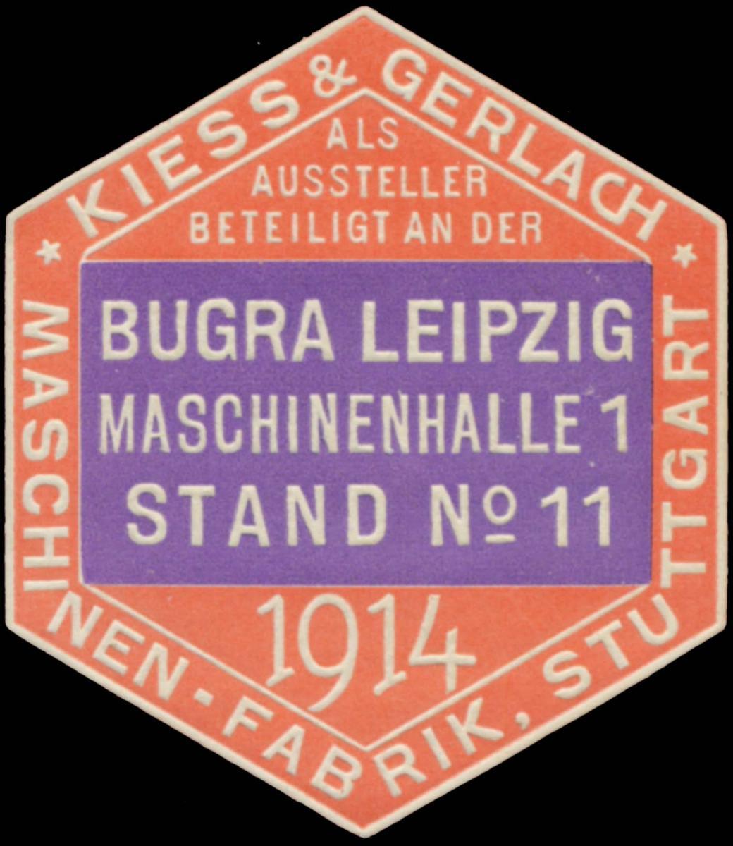 Maschinenfabrik Kiess & Gerlach
