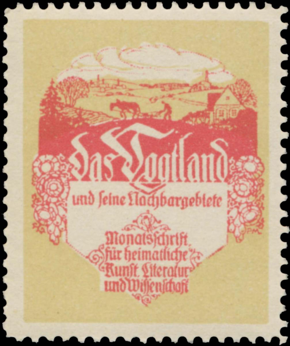 Das Vogtland und seine Nachbargebiete