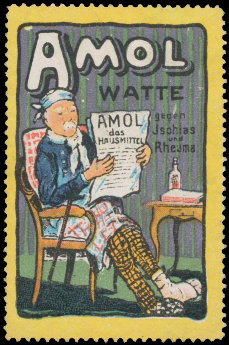 Amol Gicht-Watte