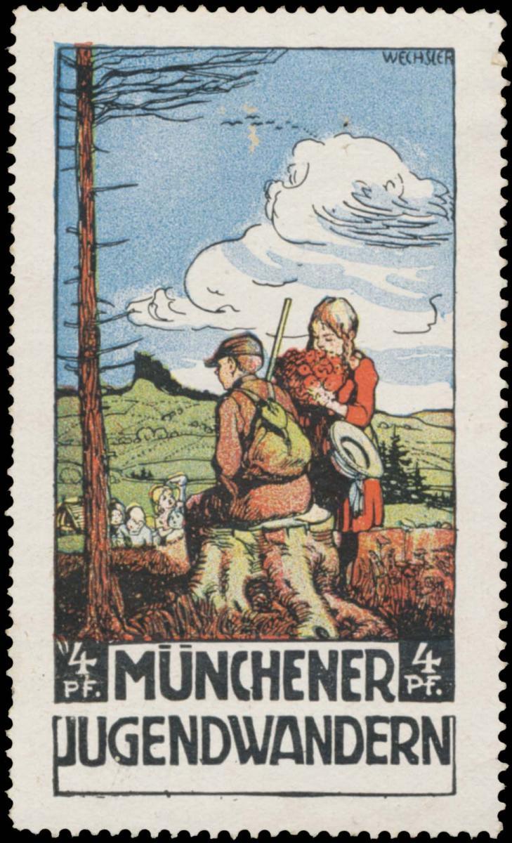 Münchener Jugendwandern