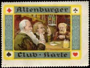 Altenburger Club-Karte