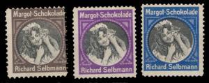 Margot Schokolade Sammlung