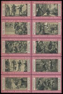 Wallenstein Friedrich Schiller Sammlung