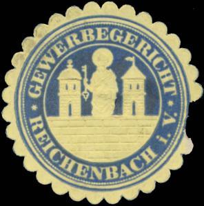 Gewerbegericht Reichenbach im Vogtland