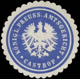 K.Pr. Amtsgericht Castrop