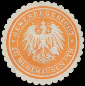 Gewerbegericht zu Mühlhausen in Thüringen