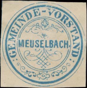 Gemeinde-Vorstand Meuselbach