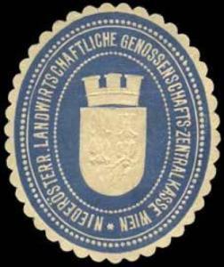 Niederösterreichische Landwirtschaftliche Genossenschafts - Zentralkasse Wien